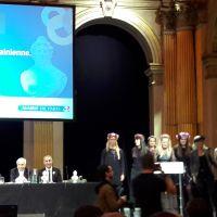 Consegna del Premio della Laicità alle Femen